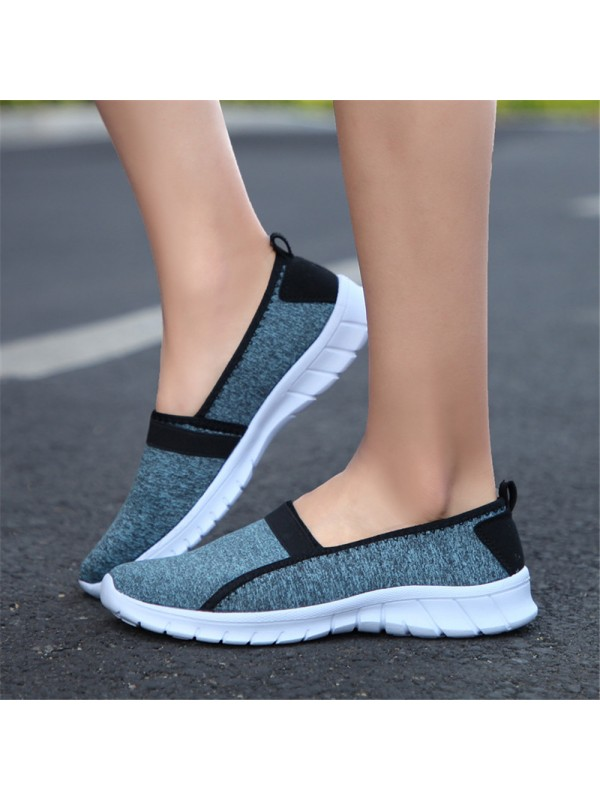 Casual Flats Shoes Outdoor Canvas Sneakers