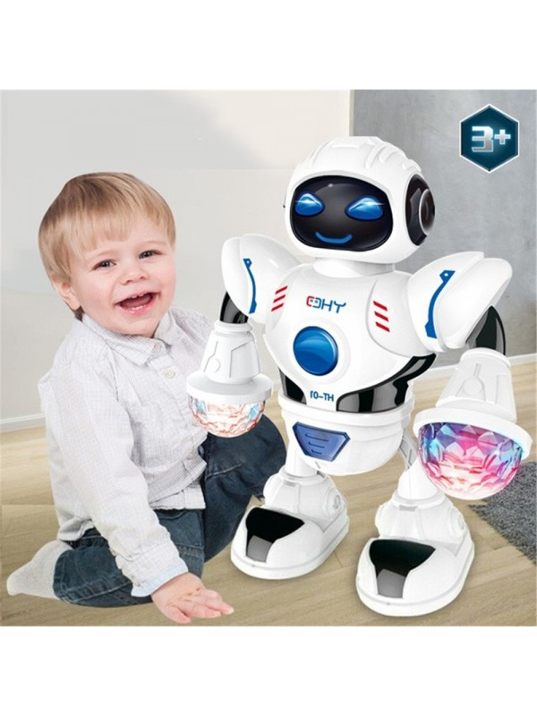 Electric Music Dancing Smart Robot Toy