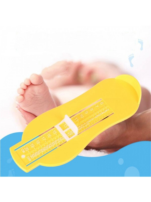 Baby Foot Shoe Size Measure Tool