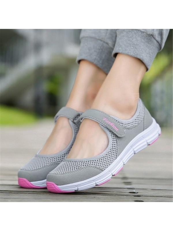 Women Breathable Sneakers Sport Trainers