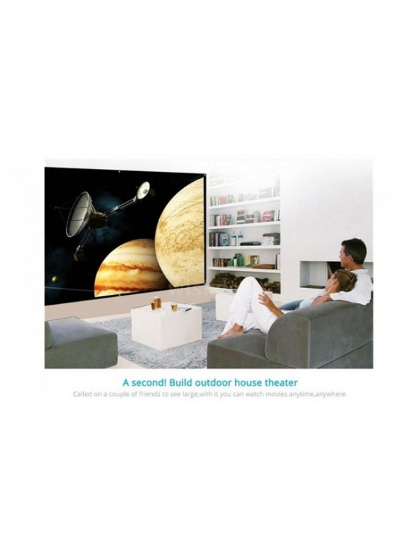 60/84/100/120 Inch Portable Foldable Projection Screen