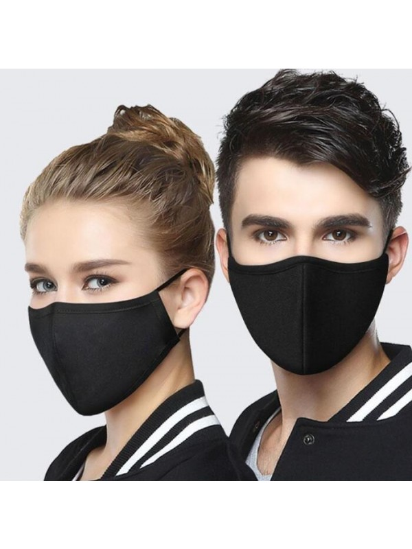 Fashionable Cotton Face Coverings