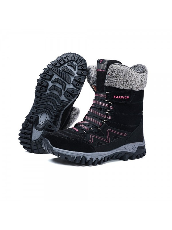Lady High-top Warm Snow Boots