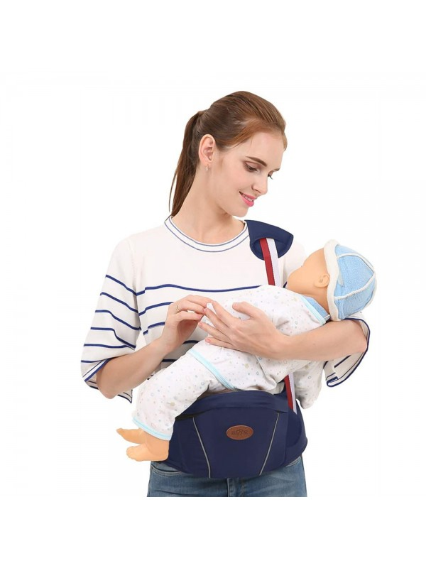 Multifunctional Hipseat Baby Carrier