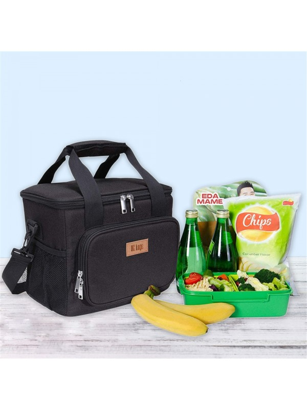 Large-capacity Waterproof Thick Thermal Insulation Lunch Bag